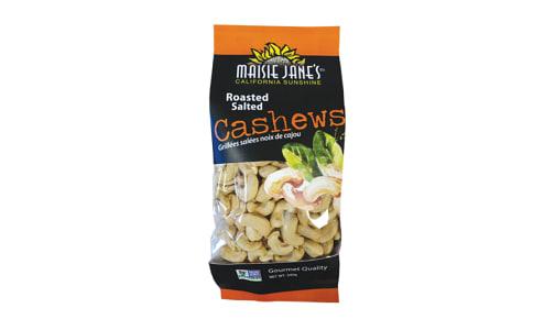 Roasted & Salted Cashews- Code#: SN1617