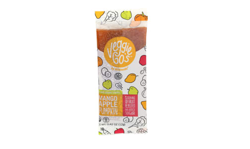 Organic Mango, Apple, Pumpkin Strips- Code#: SN1627