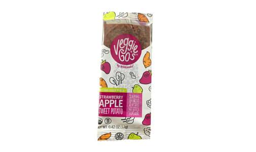 Organic Strawberry, Apple+Sweet Potato Strips- Code#: SN1628