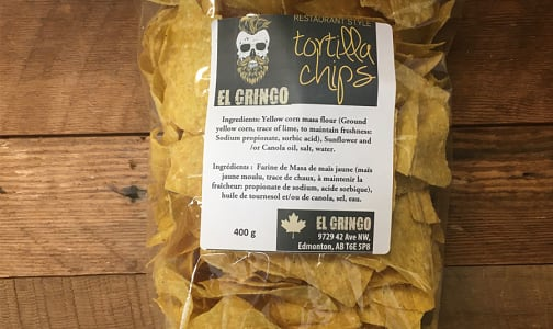 Corn Tortilla Chips- Code#: SN1629