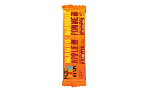 Apple Mango Chia Bar- Code#: SN1649