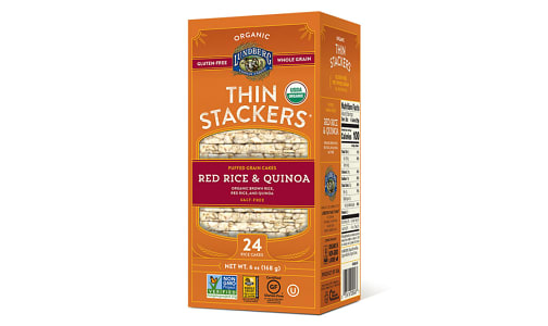 Thin Stackers - Red Quinoa- Code#: SN1659