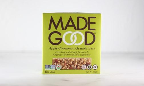 Organic Granola Bars - Apple Cinnamon- Code#: SN1673