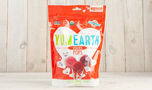 Organic Valentine's Fruit Pops- Code#: SN1705