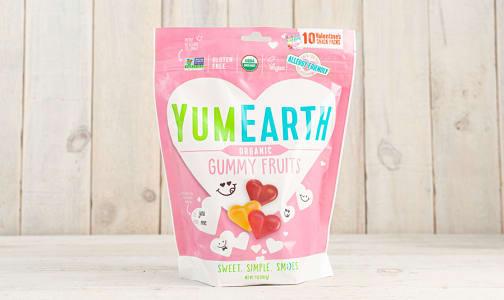 Organic Valentine's Gummy Fruits- Code#: SN1706