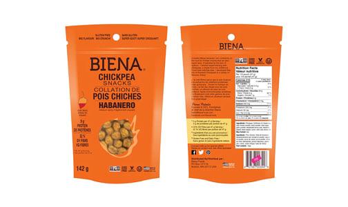 Chickpea Snacks - Habanero- Code#: SN1712