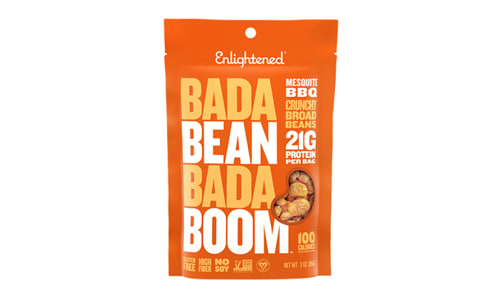 Crunchy Broad Beans - BBQ- Code#: SN1713
