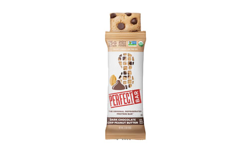 Organic Dark Chocolate Chip Peanut Butter- Code#: SN1719