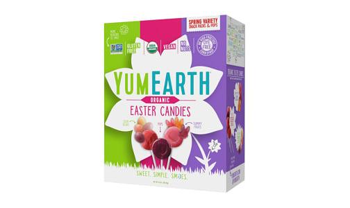 Organic Easter Variety Box- Code#: SN1732
