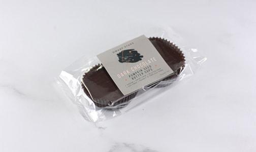 Dark Chocolate Pumpkin Seed Buttercups- Code#: SN1738
