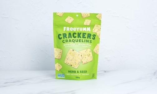 Herb & Seed Crackers- Code#: SN1752