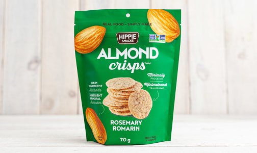 Almond Crisps - Rosemary- Code#: SN1761