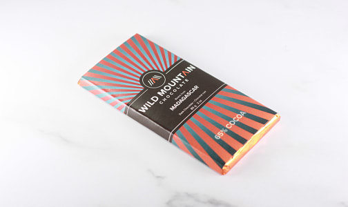 Madagascar 65% Dark Chocolate- Code#: SN1764