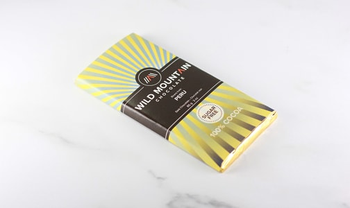 Peru 100% Dark Chocolate- Code#: SN1767