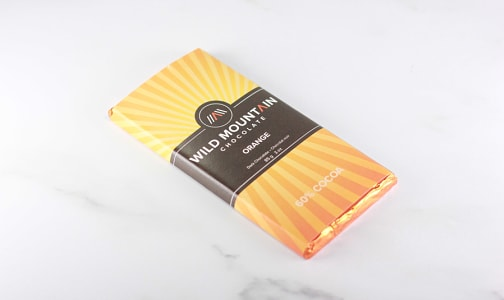 Orange 60% Dark Chocolate- Code#: SN1769