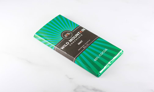 Mint 60% Dark Chocolate- Code#: SN1770
