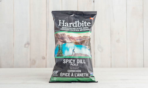Spicy Dill Pickle Potato Chips- Code#: SN1784