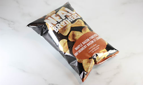 Maple Bacon Kettle Chips- Code#: SN1807