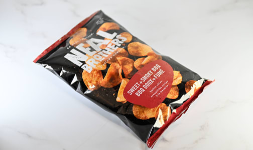 Sweet and Smoky Kettle Chips- Code#: SN1808