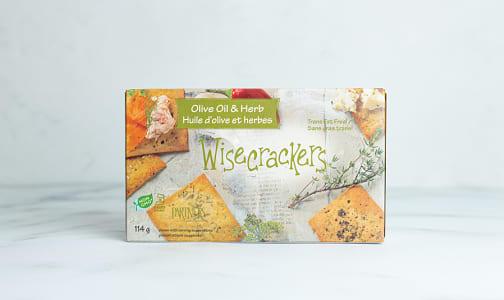 Wisecrackers - Olive Oil & Herb- Code#: SN1818
