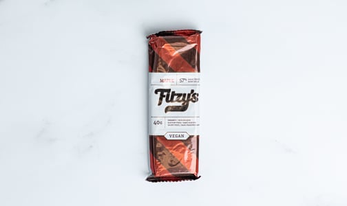 Organic Dark Chocolate Maple Bar- Code#: SN1820