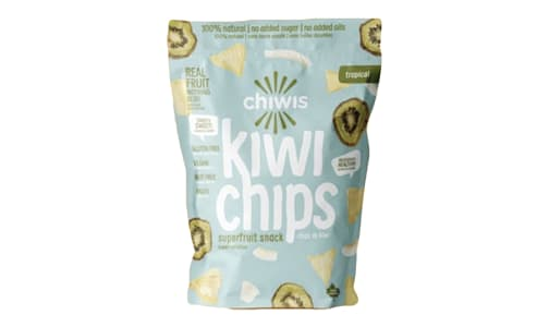Kiwi Chips - Tropical- Code#: SN1827