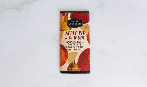 Apple Pie a la Mode Truffle Bar- Code#: SN1841