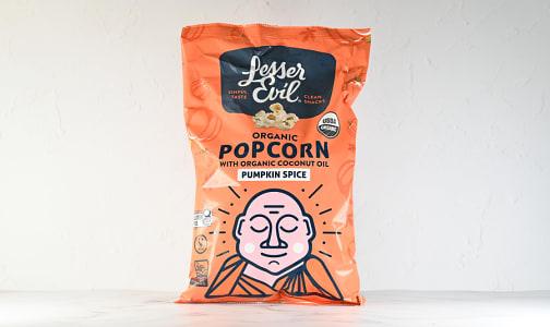 Organic Pumpkin Spice Popcorn- Code#: SN1878