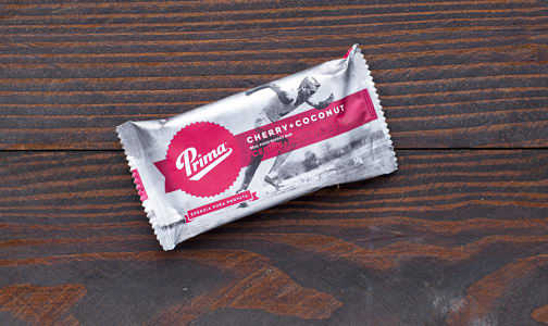 Cherry & Coconut Bar- Code#: SN1904