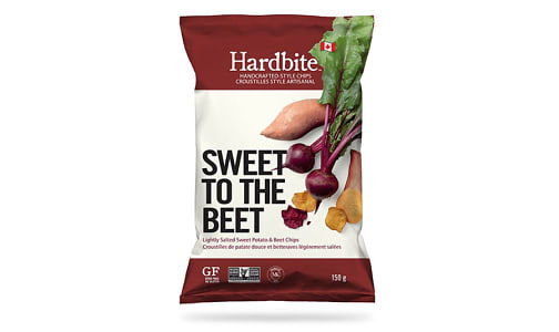 Sweet To The Beet - Lightly Salted Sweet Potato & Beet Chips- Code#: SN1928