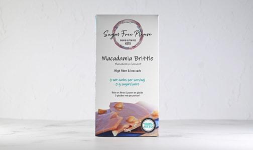 Macadamia Brittle - Keto- Code#: SN1944
