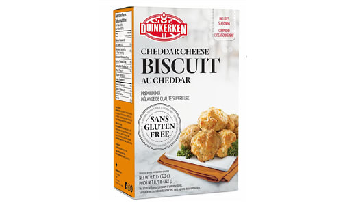 Duinkerken - Cheddar Cheese Biscuit Mix- Code#: SN1968