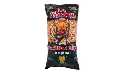 La Cocina - Original Tortilla Chips- Code#: SN1972