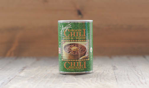 Organic Medium Chili - BPA Free- Code#: SN2018