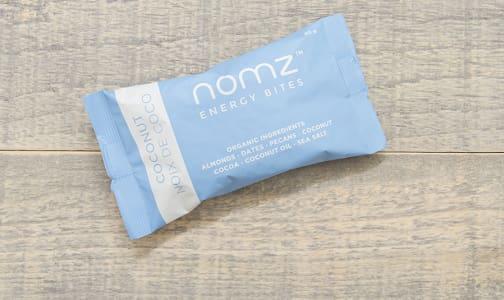 Organic Organic Coconut Energy Bites- Code#: SN2021
