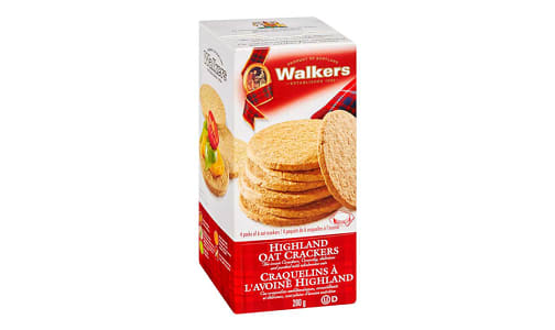 Highland Oat Crackers- Code#: SN2028