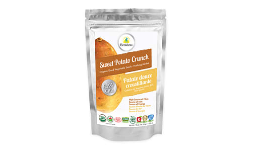 Organic Raw Sweet Potato Crunch- Code#: SN2045