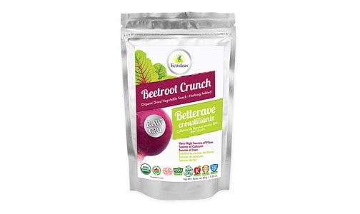 Organic Raw Beetroot Crunch- Code#: SN2047