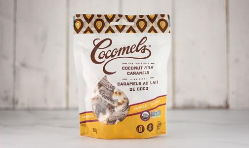 Organic Vanilla Cocomels- Code#: SN2054