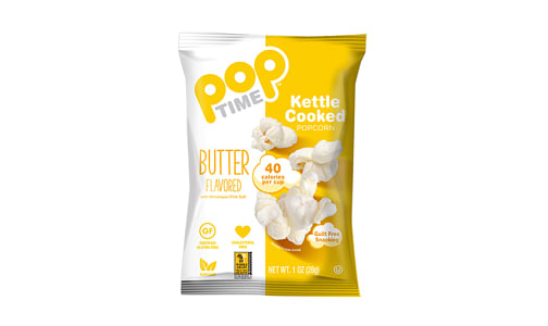 Butter Flavored Kettle Corn- Code#: SN2070