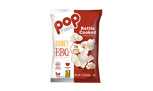 Honey BBQ Kettle Corn- Code#: SN2073