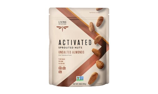 Sprouted Almonds- Code#: SN2084