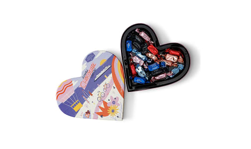 Take Me Anywhere Mixed Heart Box- Code#: SN2106