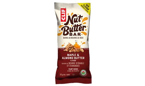 Maple & Almond Nut Butter Bar- Code#: SN2118
