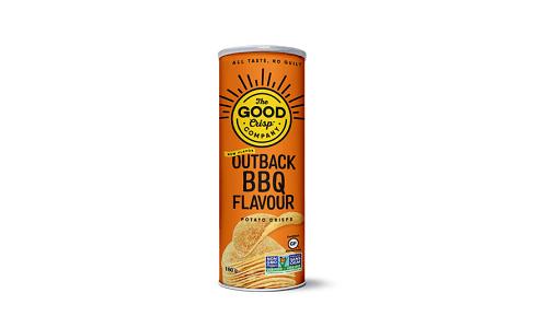 Outback BBQ Potato Crisps- Code#: SN2133