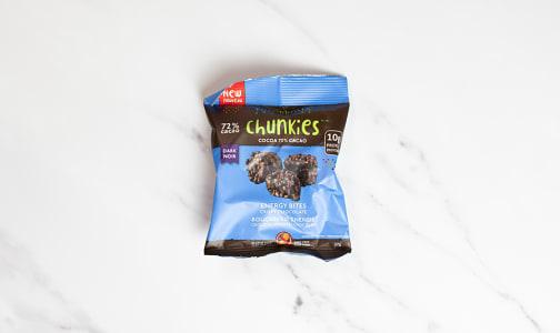 Organic Org 72% Dark Chunkies- Code#: SN2163