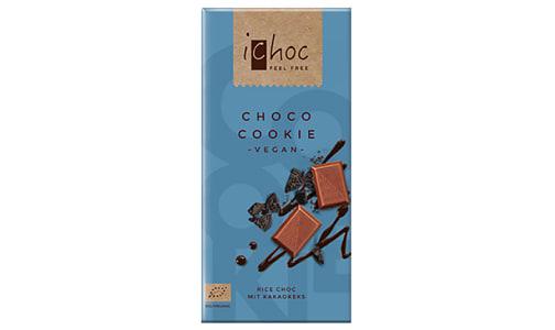 Organic Choco Cookie Chocolate Bar- Code#: SN2177
