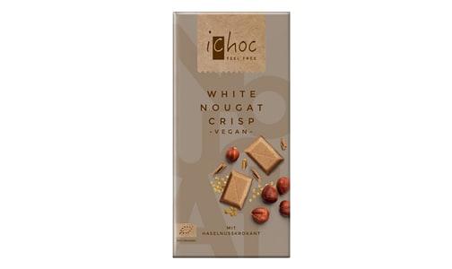 Organic White Nougat Crisp- Code#: SN2179