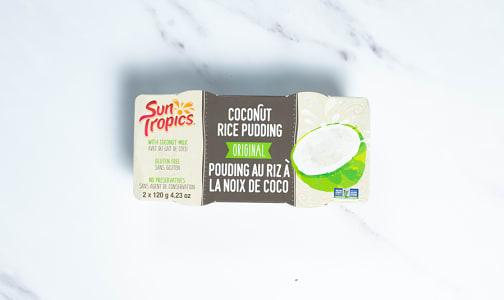 Coconut Rice Pudding Original- Code#: SN2195