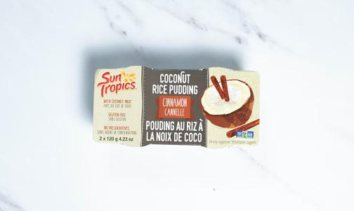 Coconut Rice Pudding - Cinnamon- Code#: SN2196